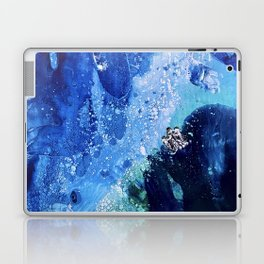 Little Polar Bear, Tiny World Environmental Collection Laptop & iPad Skin
