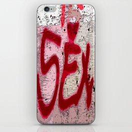 Sex iPhone Skin