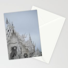 The White Temple - Thailand - 001 Stationery Cards