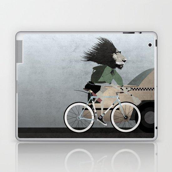 Alleycat Races Laptop & iPad Skin