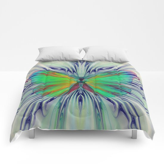Mimicry 2 Comforters
