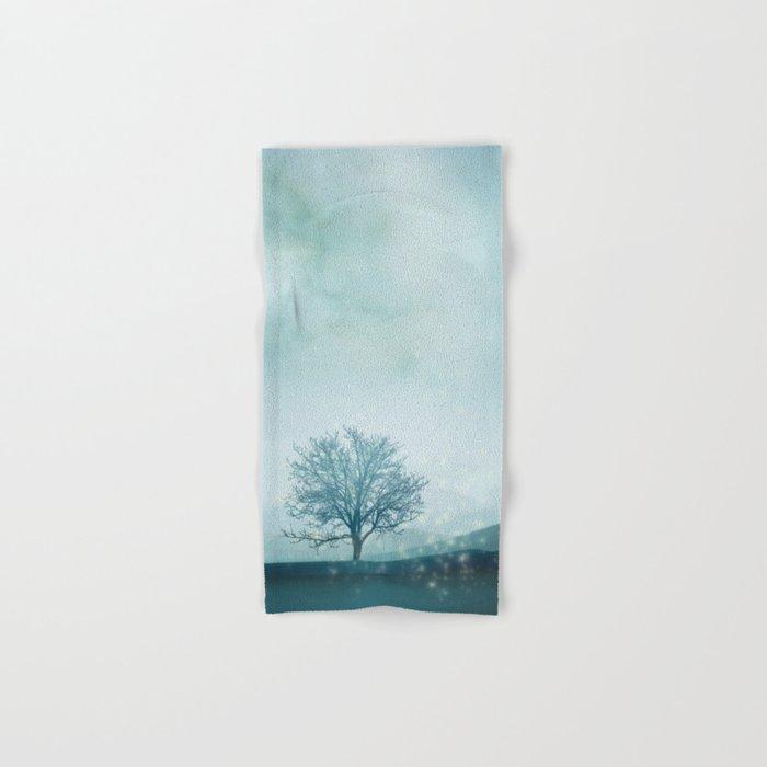 Winter Fairies Hand & Bath Towel