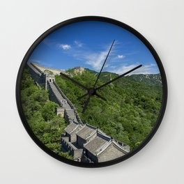The wall of a million steps Wall Clock