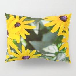 A Sunny Disposition Pillow Sham