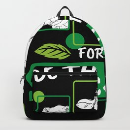 Be the voice for the voiceless Backpack
