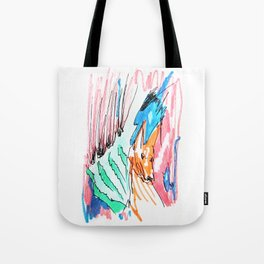 Zorro - Fox Tote Bag