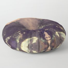 Test de Rorschach VI Floor Pillow