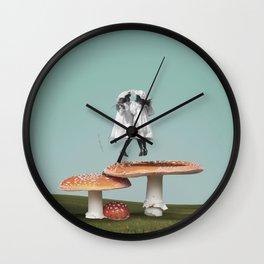 Jump & Jump Wall Clock