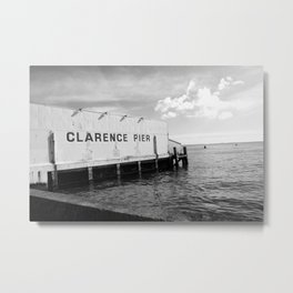 Clarence Pier - Portsmouth & Southsea Metal Print