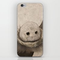 bubble iPhone & iPod Skins featuring Bubble by Mye Lim