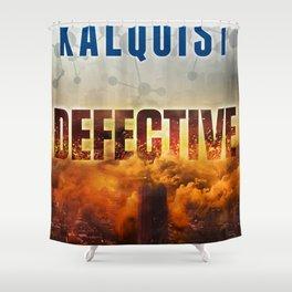 Defective Apocalypse Shower Curtain
