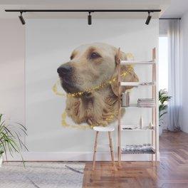 Angelic Doggo Wall Mural