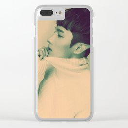 Elf DK Clear iPhone Case