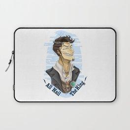 Handsome jack - King Laptop Sleeve