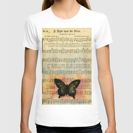 Butterfly Collage 7G by Kathy Morton Stanion T-shirt
