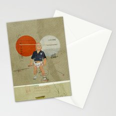 Jukebox Hero | Collage Stationery Cards