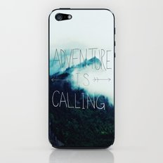 Adventure Mountain iPhone & iPod Skin