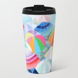 Seaside Summer Travel Mug
