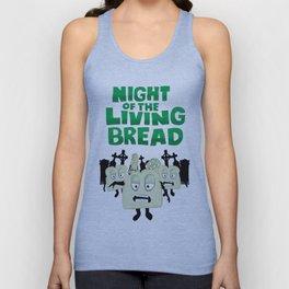 Night of the living Bread Unisex Tank Top