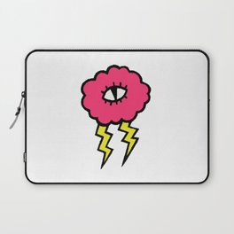Lily Lightning Laptop Sleeve