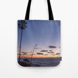 Indigo Evening Tote Bag