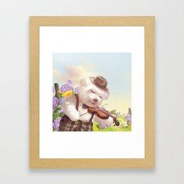 A Song For You Framed Art Print