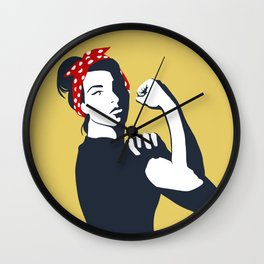 New Rosie Wall Clock