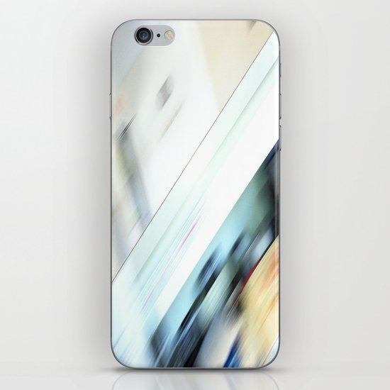 Life is a blight  in an office closed tight. iPhone & iPod Skin