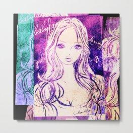 LILAS 2011-2015 Metal Print