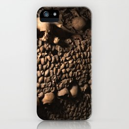 Wall of Souls iPhone Case