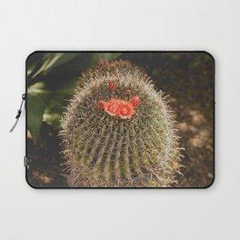 Cactus Blossom Laptop Sleeve
