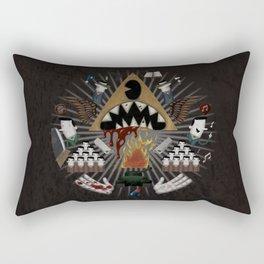 The decline Rectangular Pillow