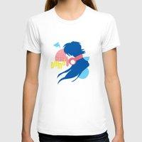 dramatical murder T-shirts featuring DRAMAtical Murder (Aoba) by MyobiArt