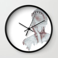 Santa Monica Dream Wall Clock