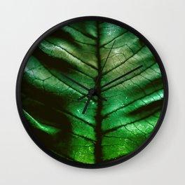 Dragon Spine Wall Clock