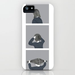 this is torturous iPhone Case