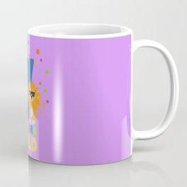 Seven Years seventh Birthday Party Lion Drc31 Coffee Mug