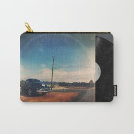 Roadside Classic - America As Vintage Album Art Carry-All Pouch