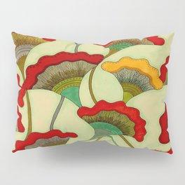 Poppies (warm) Pillow Sham