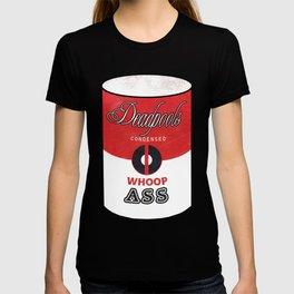 Deadpool's Can of Whoop-Ass! T-shirt
