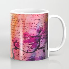 Tree of Feelings. Coffee Mug