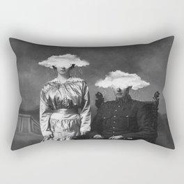 Stormy Couple Rectangular Pillow