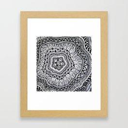 Doodle1 Framed Art Print