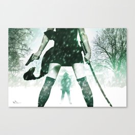 Nemesis Canvas Print