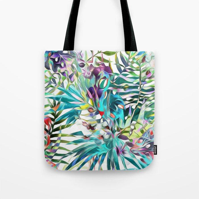 Summer!  Exotic! Tote Bag