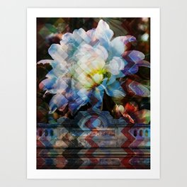 there's no time like the present Art Print