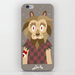 Aoowwwhh..!! iPhone Skin