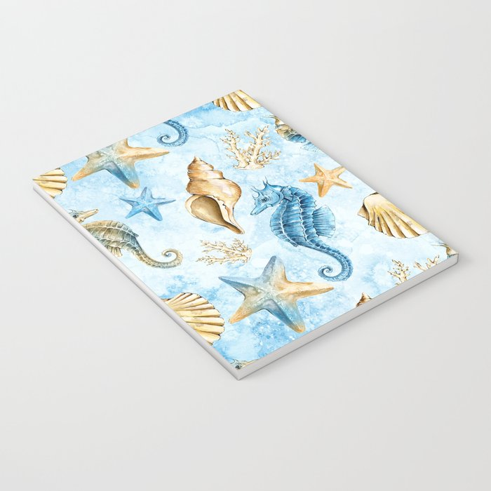 Sea & Ocean #1 Notebook