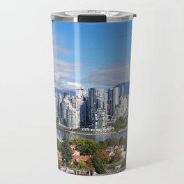 vancouver canada Travel Mug