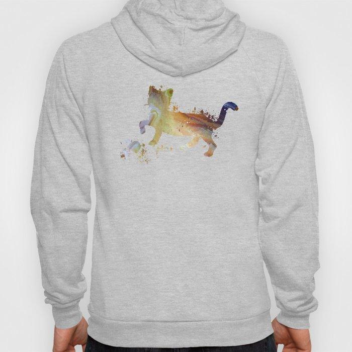 Cat art Hoody